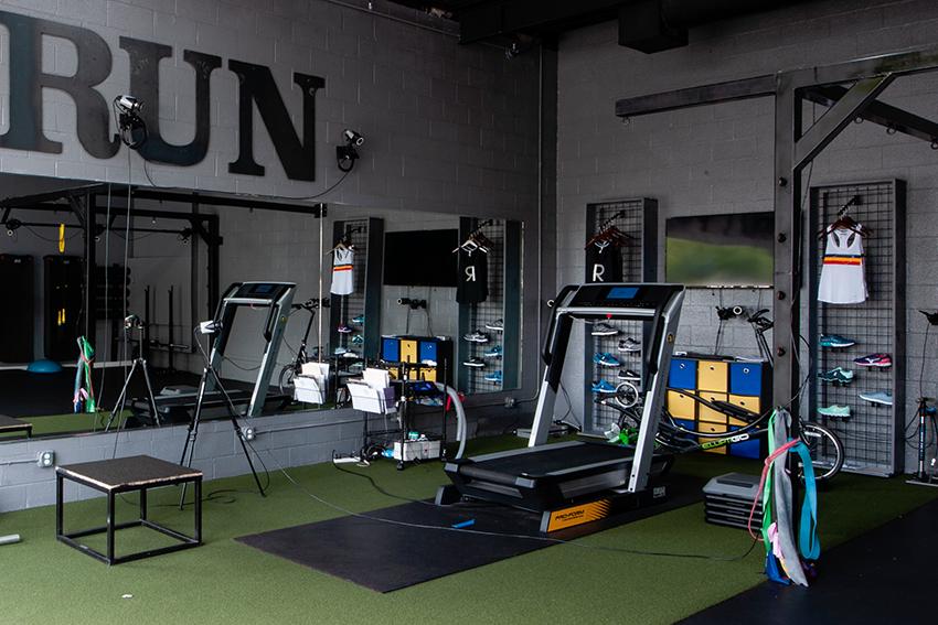 run Raleigh physical therapy run analysis